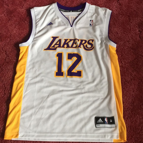 quality design aecee d6e1a Authentic Dwight Howard Lakers Jersey- NEW!